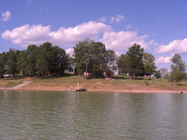The Meadows Lake house